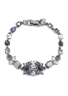 Givenchy Light Hematite Stone Flex Bracelet
