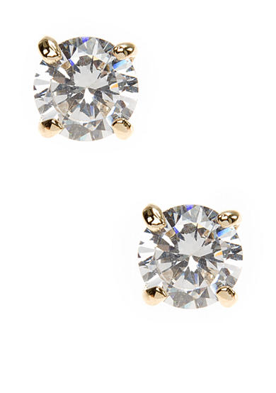 Lauren Ralph Lauren® Medium Cubic Zirconia Stud Earrings