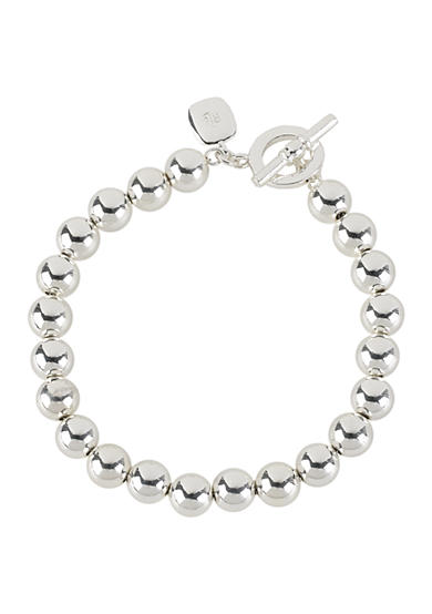 Lauren Ralph Lauren 8-mm. Beaded Bracelet with Toggle