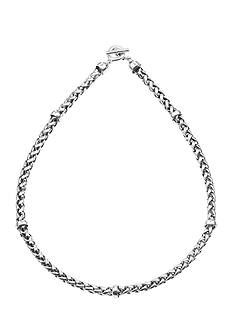 Lauren Ralph Lauren 18-in. Braided Chain Necklace