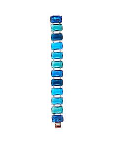 Lauren Ralph Lauren Mad About Hue Blue Stone Bracelet