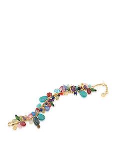 Lauren Ralph Lauren Feminine Multi Beaded Dramatic Bracelet