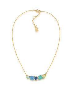 Lauren Ralph Lauren Feminine Glam Gold-Tone Pendant Necklace