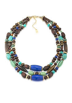 Lauren Ralph Lauren Beaded Multi-Strand Necklace