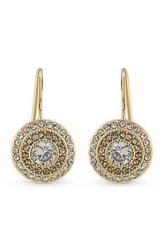 Lauren Ralph Lauren Feminine Chic Gold-Tone Drop Earrings
