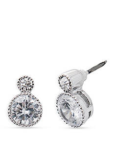 Lauren Ralph Lauren Social Set Double Drop Pierced Earrings