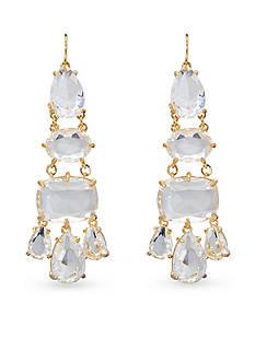 Lauren Ralph Lauren Gold-Tone Mad About Hue Chandelier Earrings