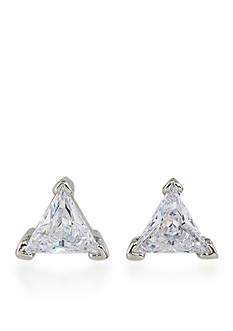 Lauren Ralph Lauren Downtown Modern Trillion Stud Pierced Earrings
