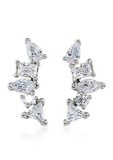Lauren Ralph Lauren Downtown Modern Ear Crawler Pierced Earrings