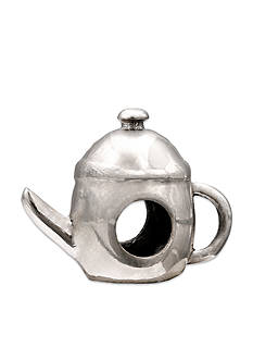 Belk Silverworks Sterling Silver Tea Pot Originality Bead