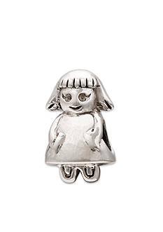 Belk Silverworks Sterling Silver Girl Originality Bead