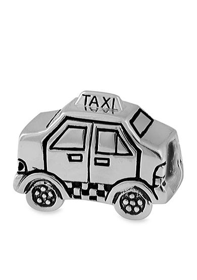 Belk Silverworks Oxidized Checkered Taxi Originality Bead