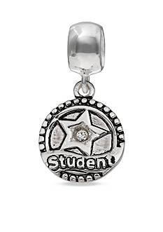 Belk Silverworks Sterling Silver Star Student Originality Bead