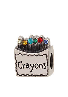 Belk Silverworks Crayon Box Originality Bead