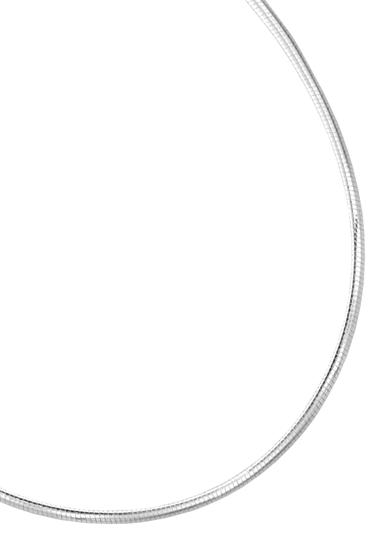 Belk Silverworks Omega Necklace