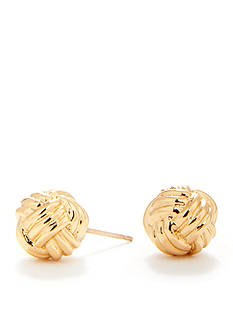 kate spade new york Knot Stud Earrings