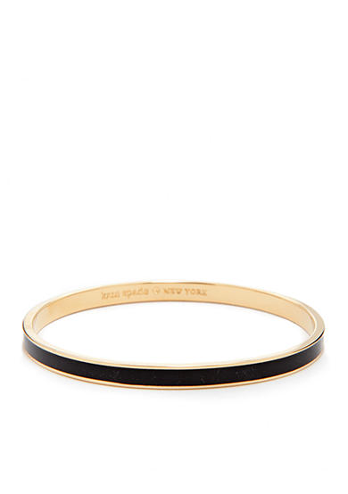 kate spade new york® Draw the Line Idiom Bangle Bracelet