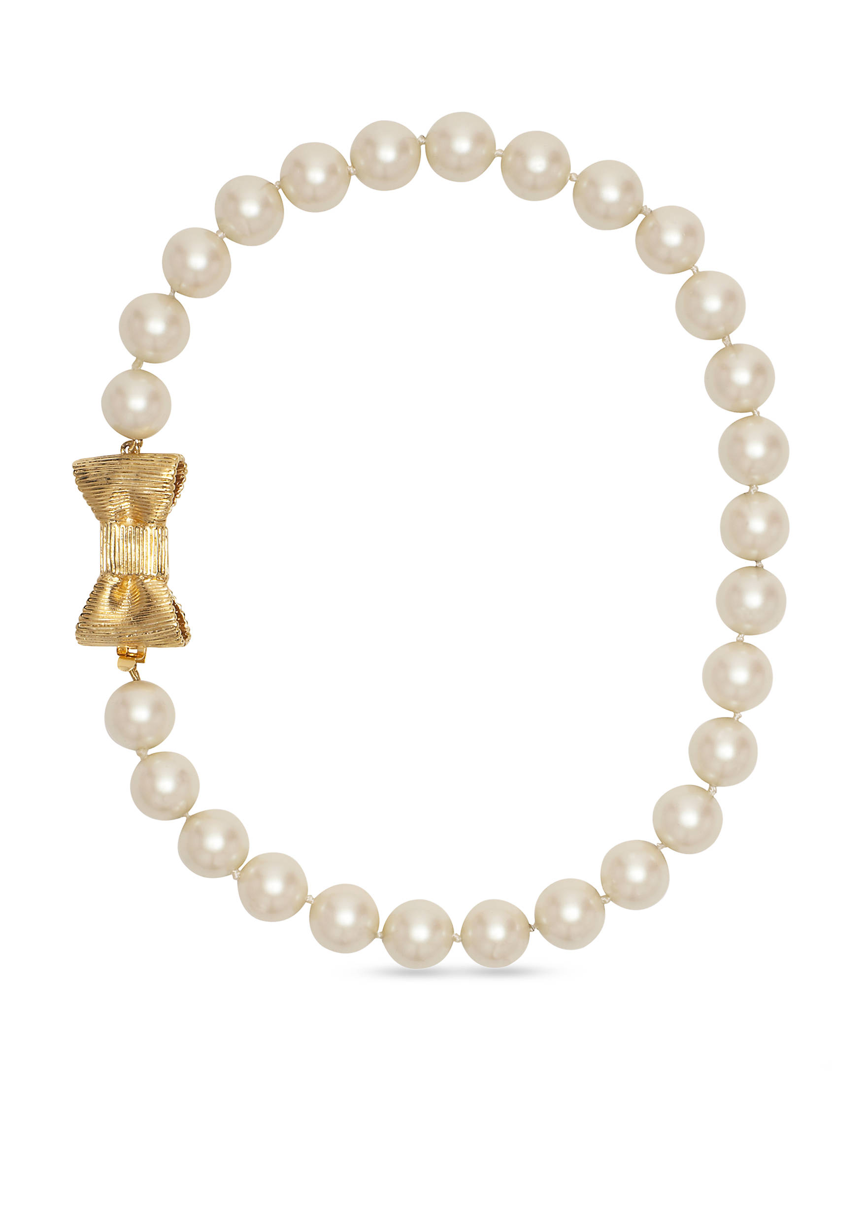 Kate Spade New York® All Wrapped Up Pearl Necklace 5800231wbru3301 Images