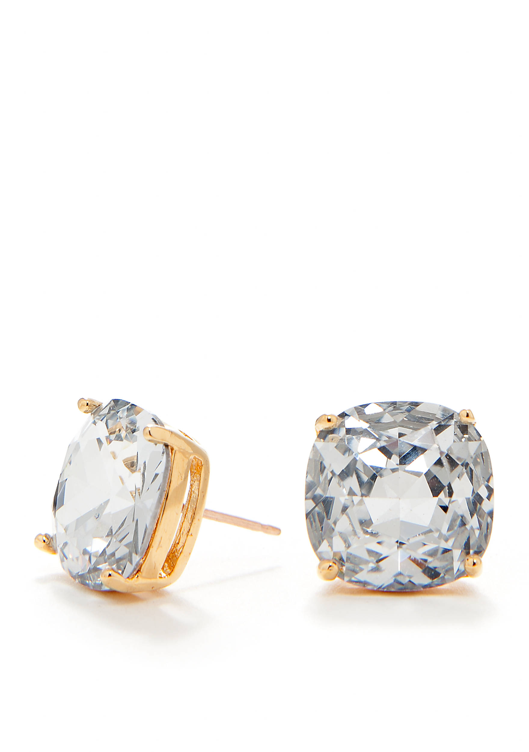 Back To Fashion Jewelry Kate Spade New York® Small Square Stud Earrings