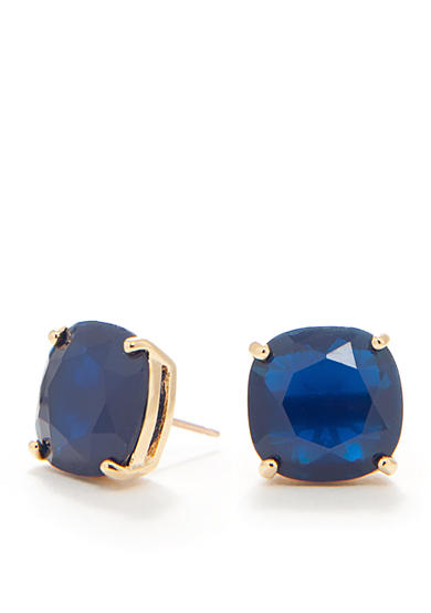 kate spade new york® Small Square Studs
