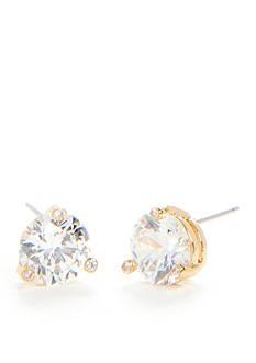 kate spade new york® Rise and Shine Crystal Stud Earrings