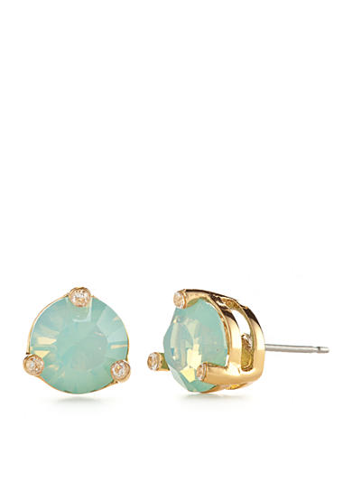 kate spade new york® Gold-Tone Rise and Shine Small Stud Earrings