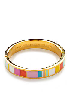 kate spade new york® 'Look On the Bright Side' Hinged Bracelet
