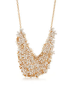 kate spade new york® Gold-Tone Statement Necklace