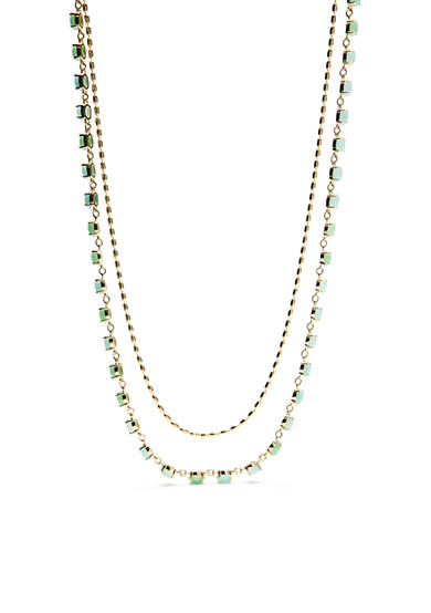 kate spade new york® Long Multi-Strand Necklace