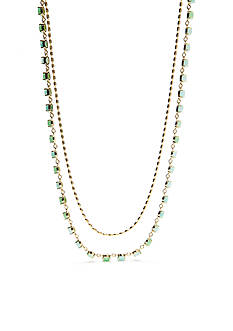 kate spade new york Long Multi-Strand Necklace