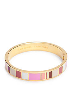 kate spade new york Gold-Tone Soak Up The Sun Bangle Bracelet
