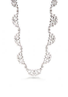 kate spade new york® Silver-Tone Be Adorned Collar Necklace