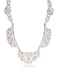 kate spade new york® Silver-Tone Be Adorned Statement Necklace