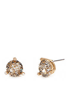 kate spade new york Rise and Shine Gold-Tone Stud Earrings