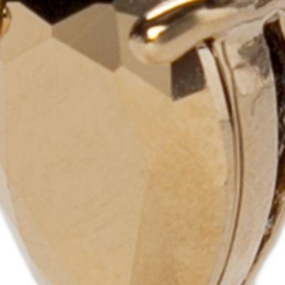 Designer Earrings: Gold Patina kate spade new york Shine On Gold-Tone Teardrop Stud Earrings