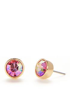 kate spade new york Gold-Tone Forever Gems Small Stud Earrings