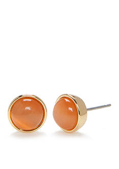 kate spade new york Gold-Tone Forever Gems Small Studs
