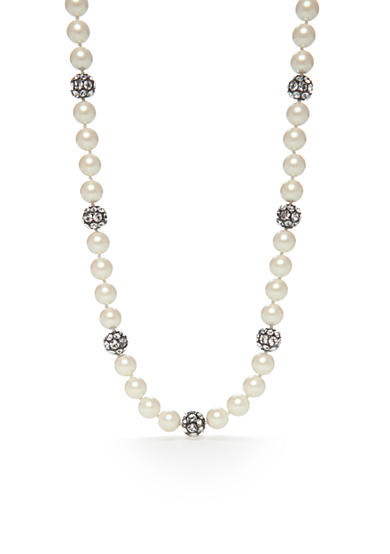 kate spade new york® Party Pearls Necklace