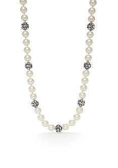 kate spade new york Party Pearls Necklace