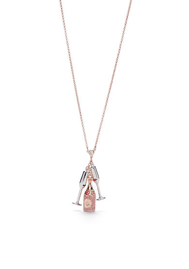 kate spade new york® Make Magic Champagne Cluster Pendant