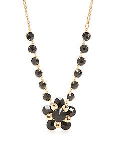 kate spade new york® Gold-Tone Sunset Blooms Statement Necklace