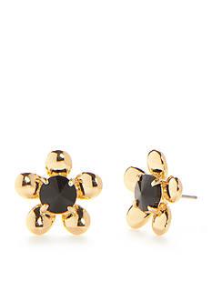 kate spade new york Gold-Tone Sunset Blooms Stud Earrings