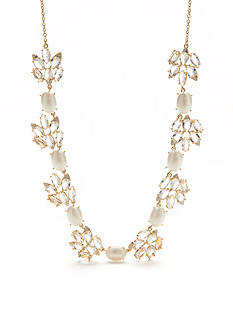 kate spade new york Gold-Tone Blushing Blooms Necklace