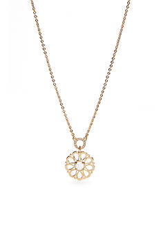 kate spade new york Mini Pendant Necklace