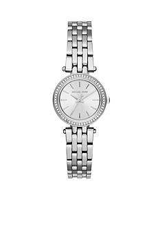 Michael Kors Stainless Steel Petite Darci Watch