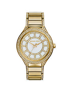 Michael Kors Gold Tone Kerry Watch
