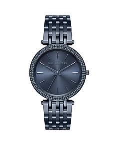 Michael Kors Women's Darci Blue IP Watch