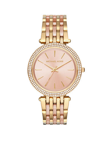 Michael Kors Women's Darci Two-Tone Watch
