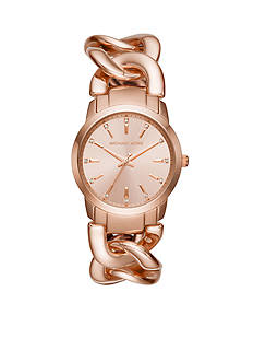 Michael Kors Rose Gold-Tone Elena Watch