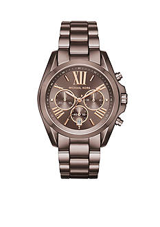 Michael Kors Women's Bradshaw Sable Chronograph Watch